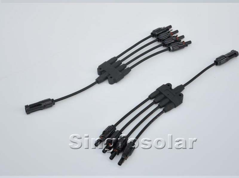 4 in 1 connector