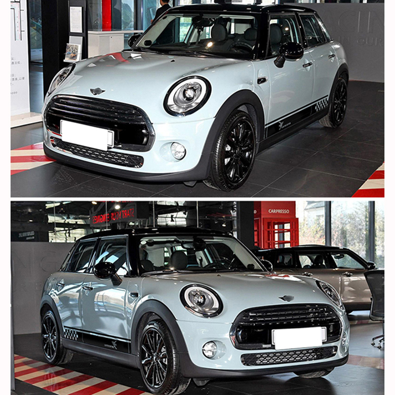Image 5 - Car Stickers Decals R50 R53 R56 R57 R59 F55 R52 R58 Durable Practical Popular-in Car Stickers from Automobiles & Motorcycles