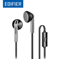 EDIFIER H190 P190 In Ear Earphones High Quality Performance Stereo Earphone 3 5MM High Compatibility For