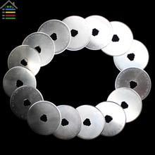 15pc 45mm Rotary Cutter Spare Blades Fit Olfa Dafa Fiskars Fabric Paper Circular Cut for DIY Hobby  Tool Sets