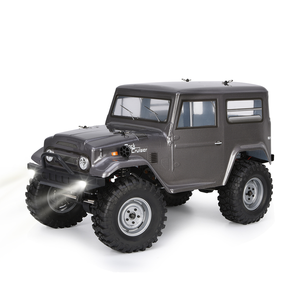 RGT Rc Car 1:10 4wd Off Road Truck Rock Crawler RTR Rock Cruiser RC-4 136100V2 4x4 Waterproof Hobby Rc Crawlers image