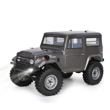 RGT Rc coche todoterreno Rock Crawler RTR Rock Cruiser RC 4 136100V2 4x4, juguete impermeable