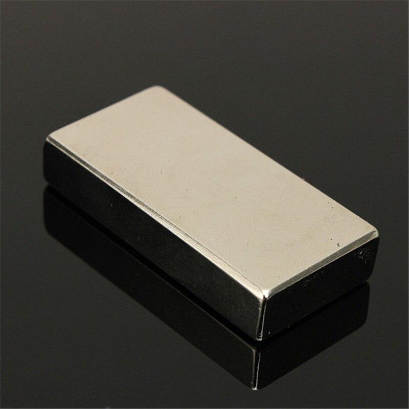 Best Price Neodymium Block Magnet 45 X 24 X 10mm N52 Very Powerful NEO Magnets DIY MRO Cuboid Magnet Block Rare Earth