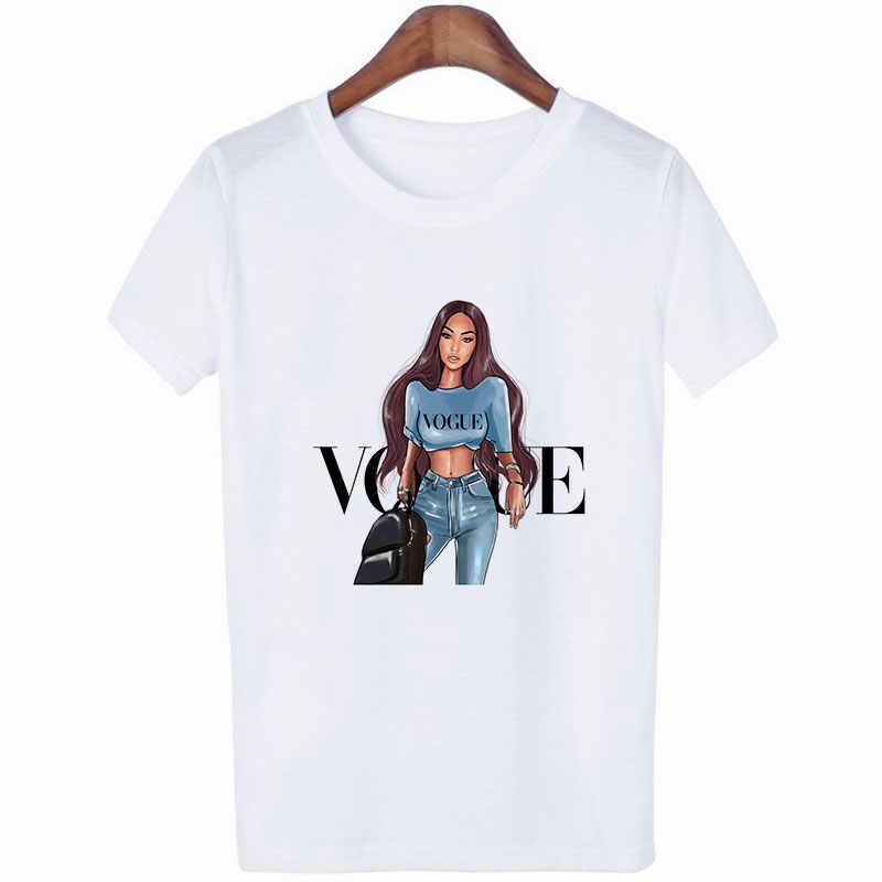 CZCCWD Camisetas Verano Mujer 2019 Section mince T-shirt Vogue lettre Harajuku femme T-shirt loisirs mode esthétique T-shirt