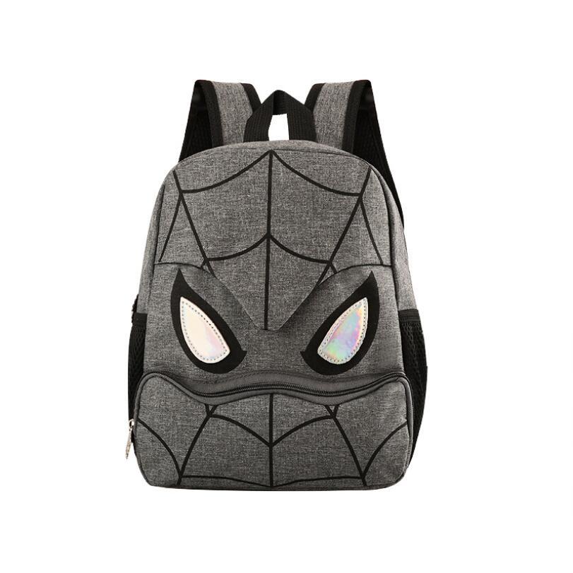 Children School Bags Spiderman Backpack Baby Mochila Infantil Toddler Bag Kids School Bag Kindergarten Rucksacks