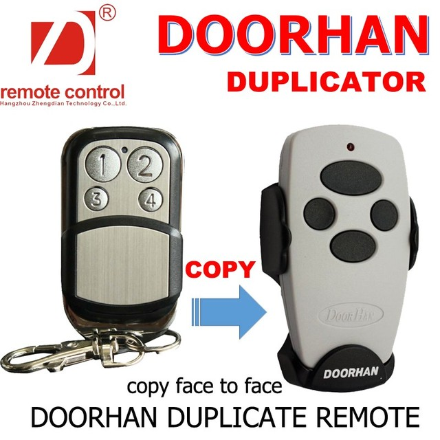 Remote Control Duplicator For Doorhan 433mhz Wireless Transmitter