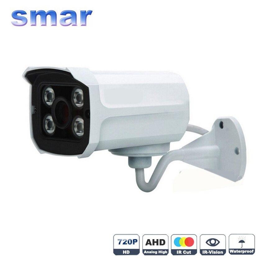 bilder für Mini IR Nacht 720 P 960 P AHD Außenkamera Analog High Definition Überwachungskamera AHD 1080 P Objektiv Ir-sperrfilter