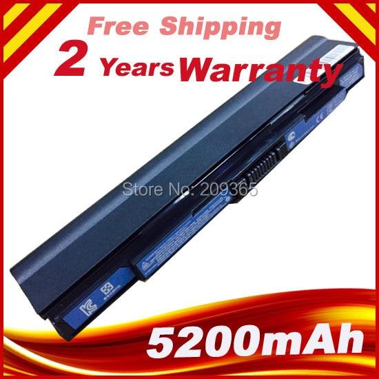 Laptop Battery For ACER Aspire One 721 721h 753 AO721 AO721h AO753 Aspire 1830T AL10C31 AL10D56 BT.00603.113 BT.00605.064