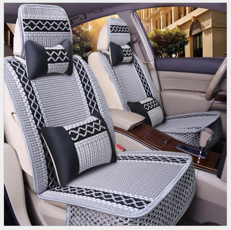 2018 novo arrivial almofadas de assento do carro não se move, universal pu couro não deslize assentos tampa se encaixa para a maioria dos carros à prova de água