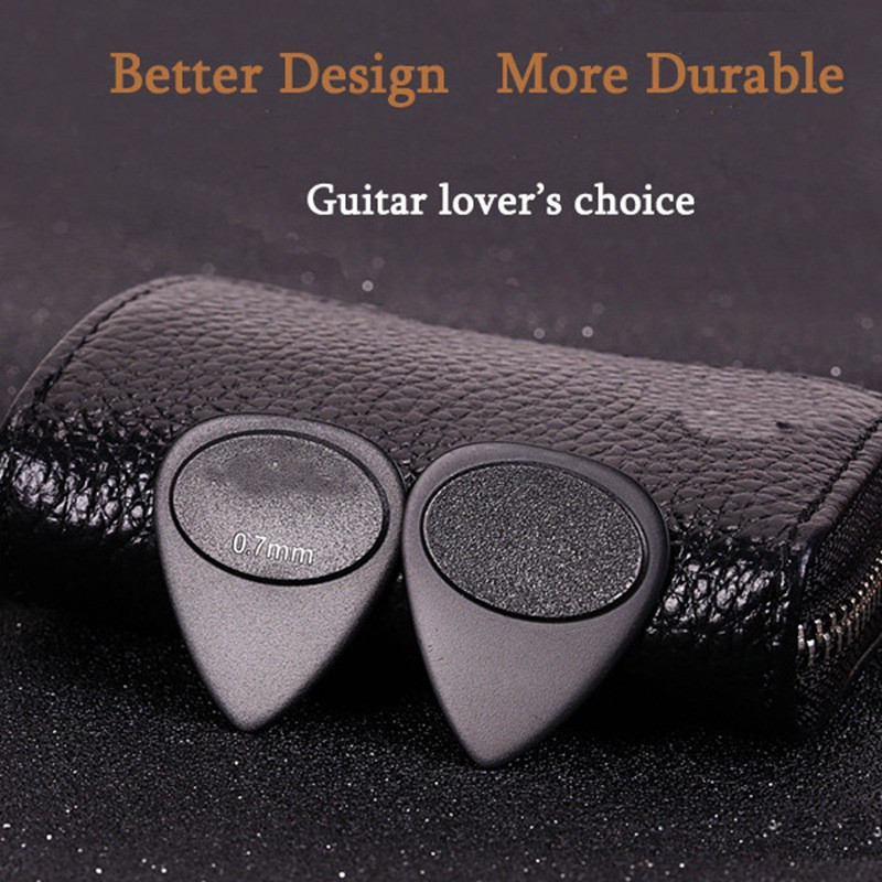 20pcs/Lot 0.7mm Projecting Nylon Acoustic Electric Guitar Picks Pick Plectrums For Musical Instruments Guitar Parts Accessories 100pcs acoustic electric guitar picks parts acoustic celluloid plectrum multi 0 46 0 71mm classical guitar pick