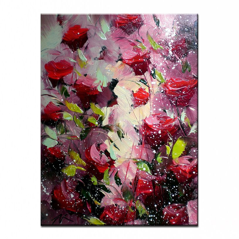 NEW 100% hand-painted canvas oil painting high quality home decor - Home Decor - Photo 2