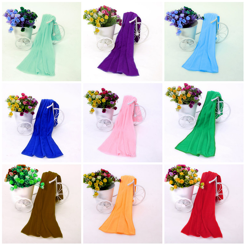 1Pc 30*60cm Soft Elegant Cotton Terry Hand Towels for Adults Decorative Face Bathroom Hand Towels Toallas de Mano 6z