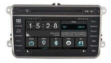 Dvd-плеер GPS Navi для Volkswagen Passat B6 Caddy Гольф Sharan головного устройства Авторадио Стерео с мультимедиа BT map Бесплатная камера