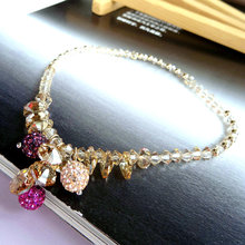 Austria crystal crystal ball Anklet fringed Anklets foot ring female student fashion accessories gifts