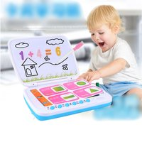 Children'S Toy Story Machine Early Learning Machine Multifunctional Early Learning Machine With Sketchpad Puzzle Board