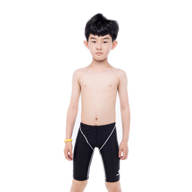 Fanceey Racing Boy Swimsuit Kids Boy Swimming Shorts For Boys Children Swimming Trunks For Boy Youth Men Swimwear Professional