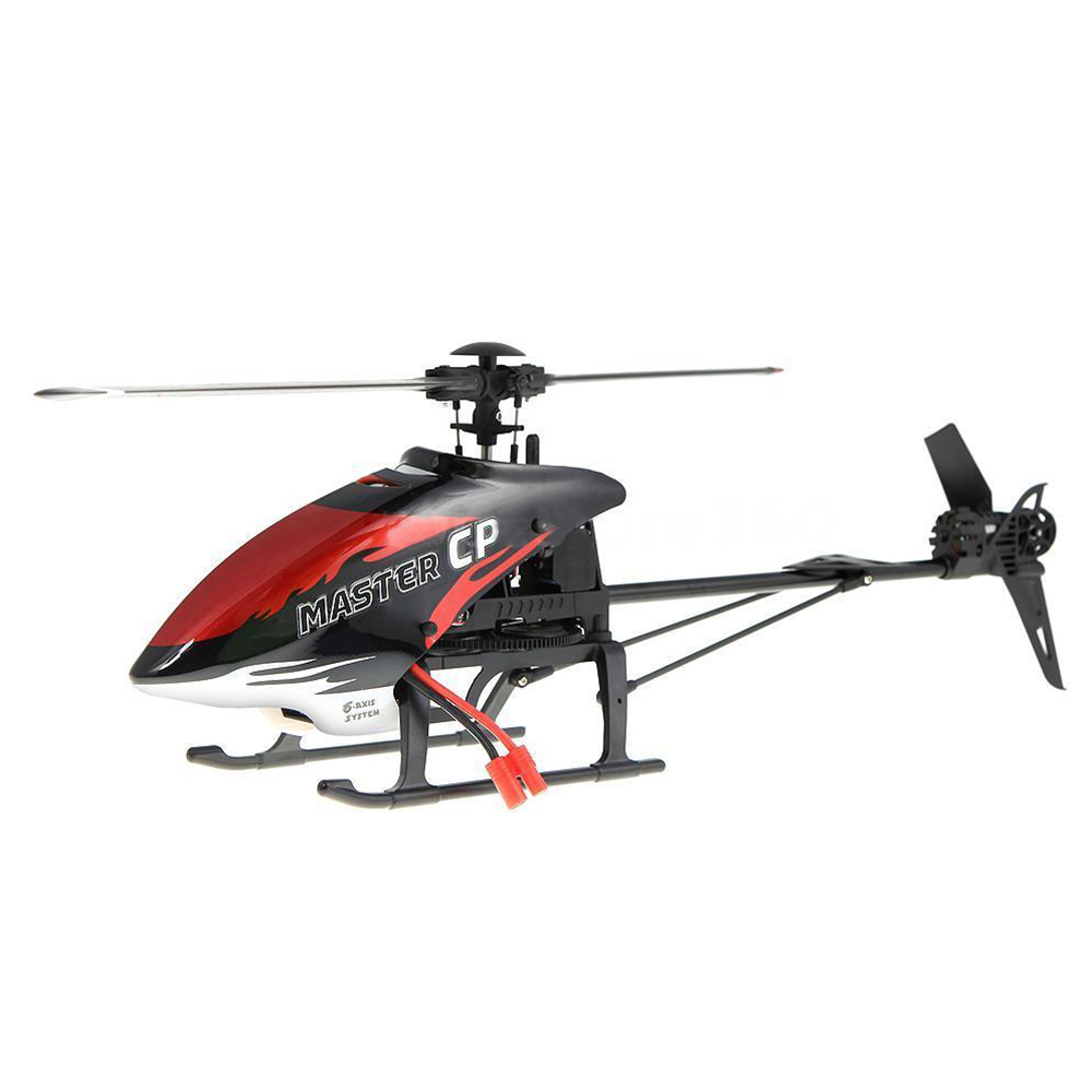 Walkera MASTER CP Flybarless 6-Axis 6CH RC Helicopter & DEVO 7 Transmitter купить