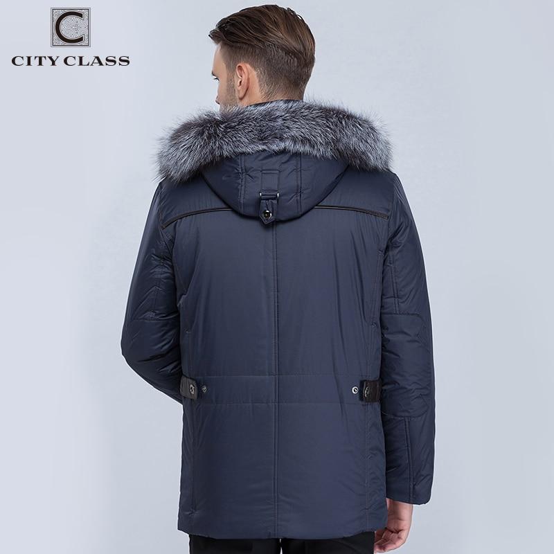 STADT KLASSE Neue Heiße Dicke Warme Winterjacke Männer Mantel - Herrenbekleidung - Foto 4