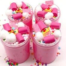 120 мл 60 diy мягкий леденец розовый слайм игрушки для детей