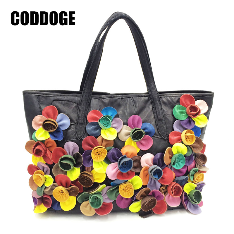 2017 NEW ARRIVAL Genuine Leather Women handbag Sheepskin Multicolor Shoulder Bag Casual Colourful Patchwork Women Bag Tote rdywbu 2017 genuine cow leather women s handbag multicolour weave shoulder bag casual colourful patchwork messenger tote b286