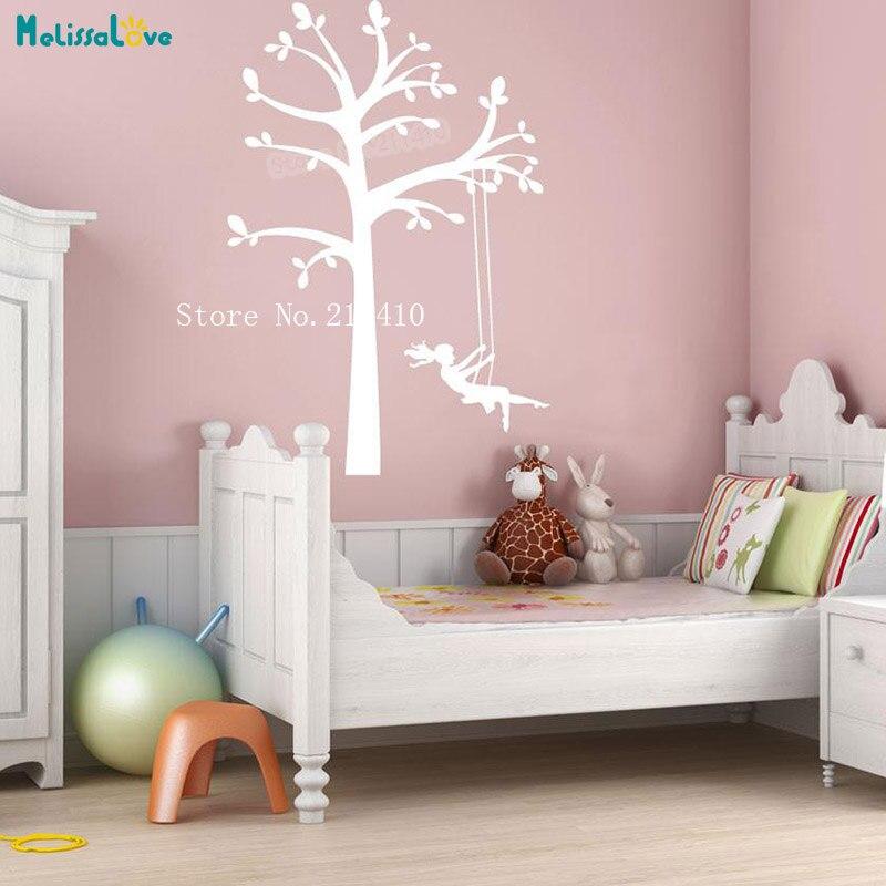Aliexpress.com : Buy Cute Tree Wall Sticker Vinyl Little