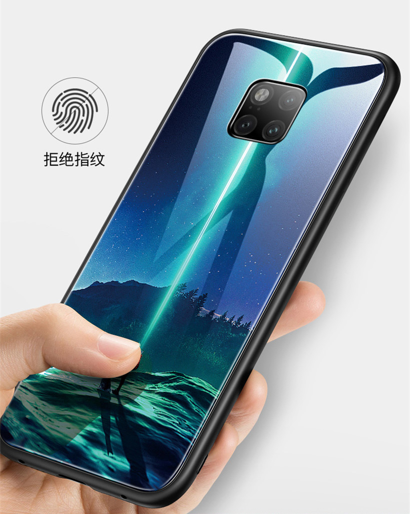 huawei mate 20 case glass  (5)