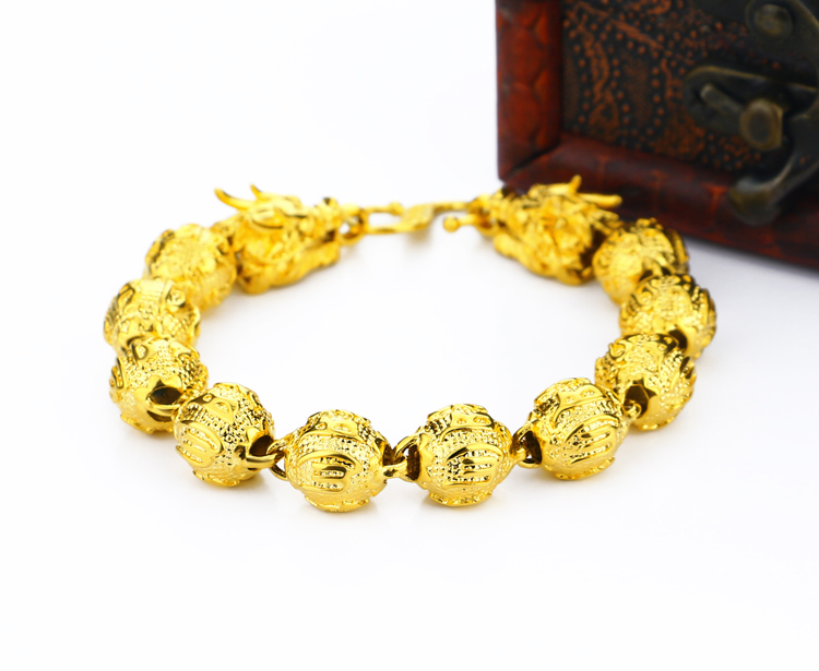 Aliexpresscom Buy Gold jewelry fashion men domineering 11