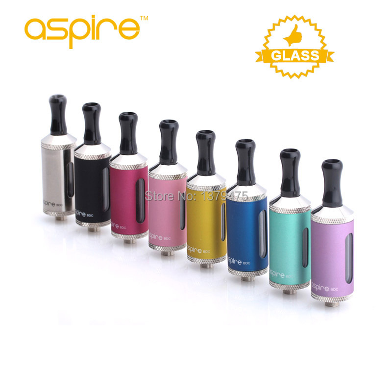 10Pcs/Lot Aspire Vivi Nova Glass BDC Clearomizer 3.5Ml Aspire Vivi Nova-S Pyrex Tank Aspire Vivi Nova BDC Glassomizer Best E-cig