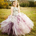 Cloud Little Flower Girls Dresses For Weddings Baby Party Frocks Sexy Children Images Dress Kids Prom Dresses Evening Gowns 2016