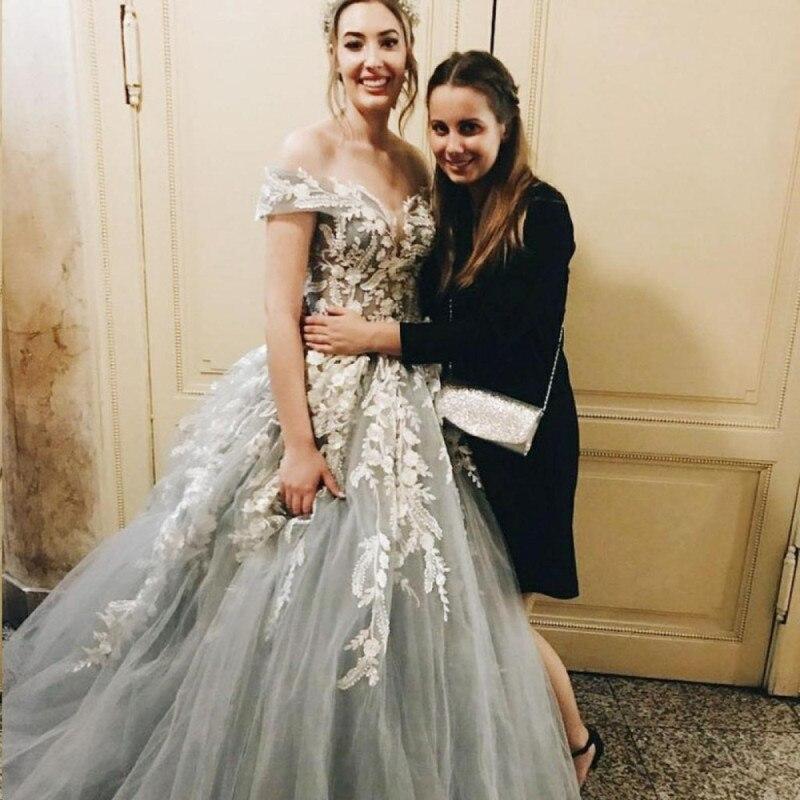 Beautiful Wedding Dresses 2019: 2019 Beautiful Princess Lace Up Wedding Dress Long
