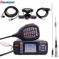 Baojie BJ 318 Dual Band VHF UHF Mobile Radio 20/25W High Power Walkie Talkie 10 km Car Radio 10 KM Upgrade of BJ 218 Z218