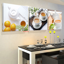 XIN SHENG MEI Canvas Painting Wall Pictures For Living Room Modular Paintings Decoracion Oil Fruit Picture 3P001