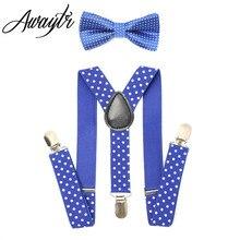 Аксессуары для мальчиков Awaytr Elastic Suspenders