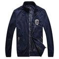 Миллиардер Итальянский Couture куртка мужская 2016 новый стиль комфорт случайные высокое качество вышитые дизайн джентльмен бесплатная доставка
