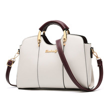 New 2018 Sweet Handbags for Women Fashion Designer PU Leather Shoulder Bags  Female Top-Handle d2fa826b2891