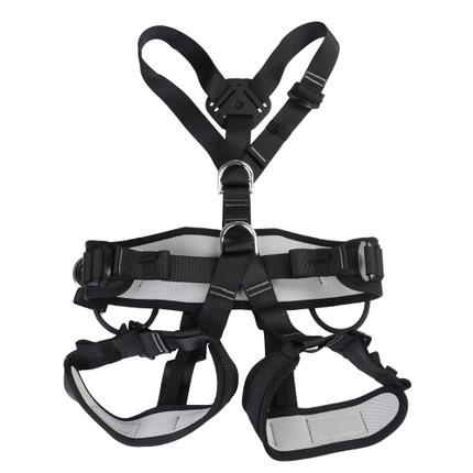Professional Rock Climbing Belt High altitude Full Body Safety Belt Harnesses Anti Fall Protective Gear professional rock climbing harnesses full body safety belt anti fall removable gear altitude protection equipment
