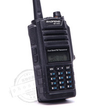 Waterproof Lastest walkie talkie IP67 baofeng uv-a58 Anti Dust 2-way Dual Band Radio 136-174/400-480 MHZ 128ch 5w hf transceiver