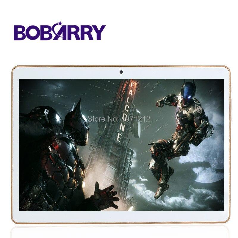 Bobarry 10 pulgadas mt6592 octa core android 5.1 4g lte el tablet pc elegante de