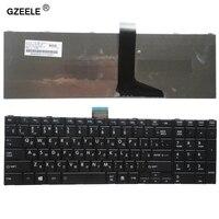 GZEELE ruso teclado para portátil para toshiba C855D C850D C855 C870 C870D C875 L875 L850 L850D L855 L870 L950 L955 C70 C70D C75.