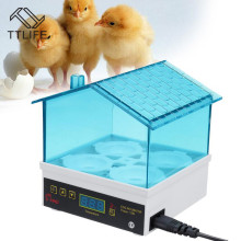 TTLIFE 4 Digital Egg Incubator For Chicken Duck Temperature Control Automatic Turning/Chicken Hatcher encubadoras para pollos стоимость