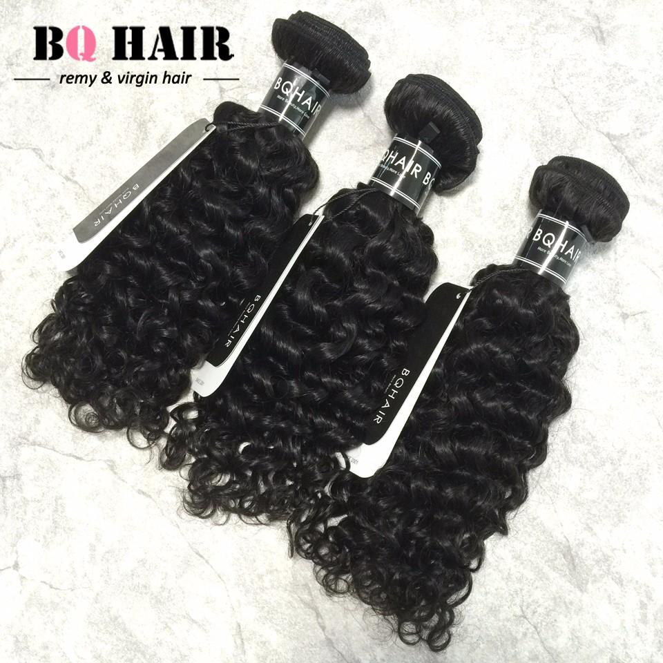 Malaysia Deep Curly Human Hair Weave Bundles 8A Remy Hair Cheap Bundles  (2)