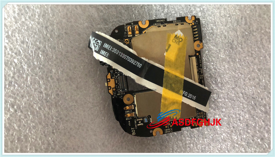 mainboard Circuits Flex Cable For Asus zenfone 2 ZE500 ZE500CL Motherboard 16GB fully tested
