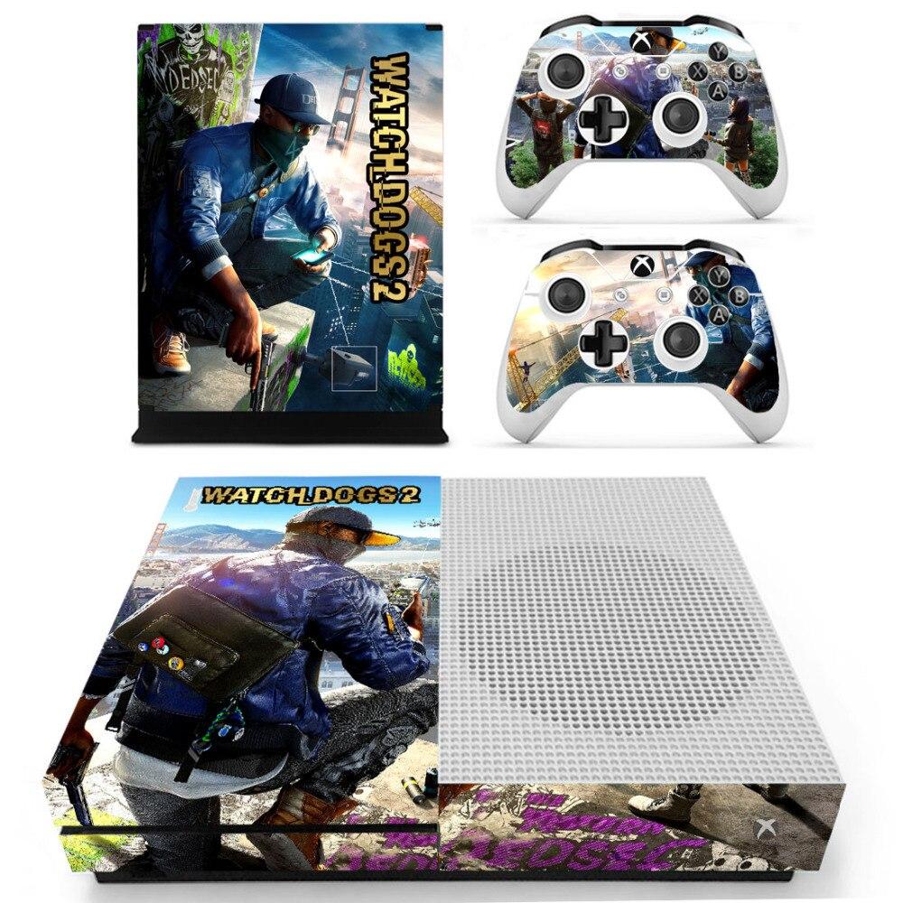 Film Vinyle en Fibre de Carbone pour Xbox One Console Microsoft Xbox One