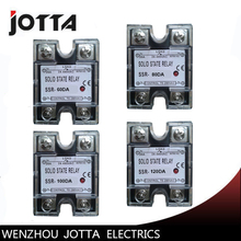 цена на SSR -60DA DC control AC SSR Single phase Solid state relay