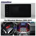 Per Mitsubishi Montero 2006 2011 2012 2013 2014 2015 Car Android Radio GPS Schermo di Tocco di HD Media TV Multimediale sistema di navigazione