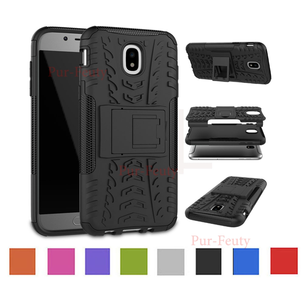 TPU Fited Case for <font><b>Samsung</b></font> Galaxy J5 2017 J530 J530FM SM-<font><b>J530F</b></font> SM-J530FM SM-J530FM/<font><b>DS</b></font> Hard PC + Silicone Back Cover Phone Cases image