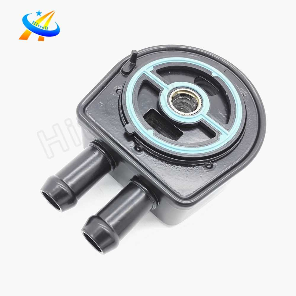 Oil Cooler With Gasket For Mazda 6 Tribute CX-7 Ford Escape Transit Connect 2.3L