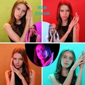 Image 4 - פלקון עיני LED RGB פוטוגרפיה גמיש אור 300W עם אפקט סצנות מצב עבור Dslr וידאו רציף תאורת סטודיו RX 748 השני
