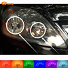 For Opel Zafira B 2005 2008 Excellent Angel Eyes Kit Multi Color Ultrabright RGB LED Angel