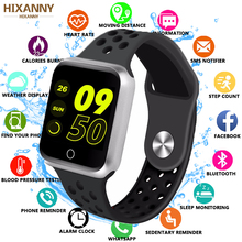 Smart watches watch IP67 Waterproof 30 meters waterproof 15 days long standby Heart rate Blood pressure Smartwatch PK P68 B57 A1